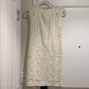 Trina Turk short white dress